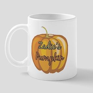 Zadie's Pumpkin Mug