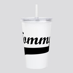 Tommy Acrylic Double-wall Tumbler