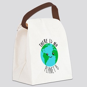 There is No Planet B - Save the Earth Canvas Lunch