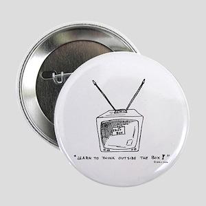 """Idiot Box (2.25"""" Button)"""