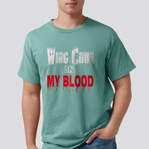 Wing Chun in my blood Mens Comfort Colors® Shirt