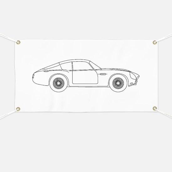Aston Martin Zagato Banner