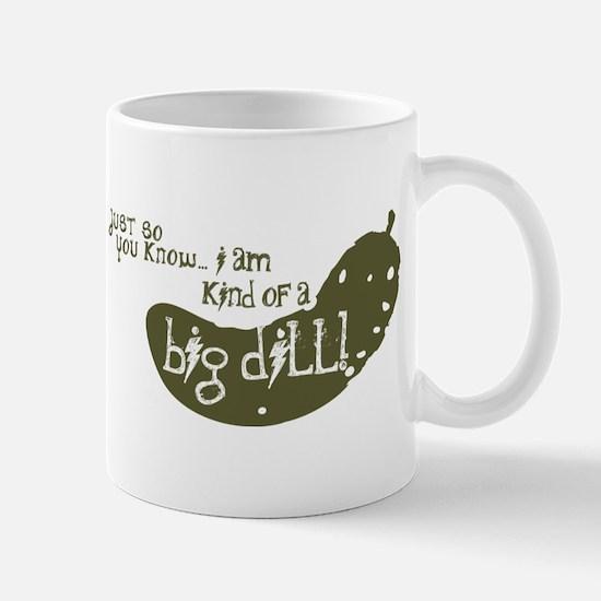 a bid dill Mugs