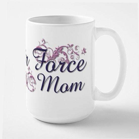 USAF Mom Large Mug
