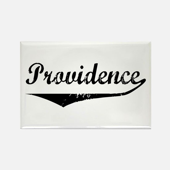 Providence Rectangle Magnet