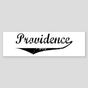 Providence Bumper Sticker