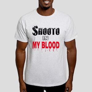 Shooto in my blood Light T-Shirt