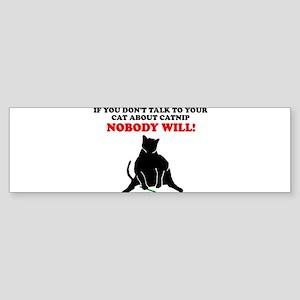 FUNNY CAT SHIRT FUNDRAISER FO Bumper Sticker