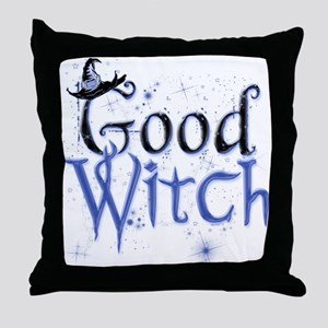 Good Witch 08 Throw Pillow