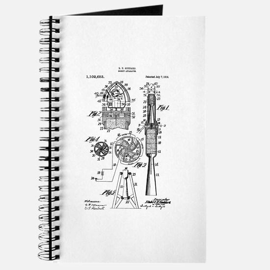 Goddard Rocket Journal