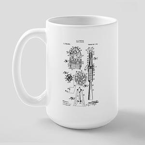 Goddard Rocket Large Mug