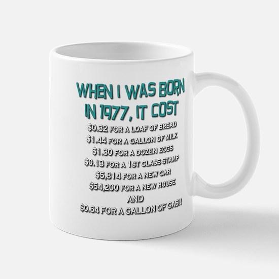 Price Check 1977 Mug