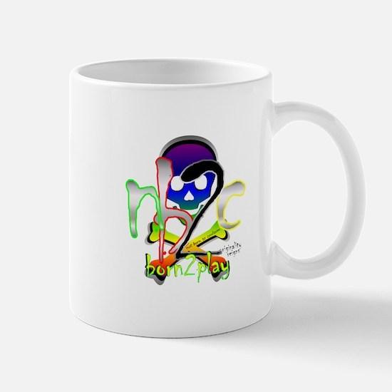 Cute Born golf Mug