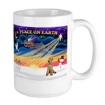 XmasSunrise/Lakeland Ter Large Mug