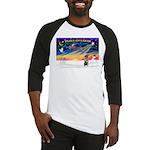 XmasSunrise/Norweg Elkhnd Baseball Jersey