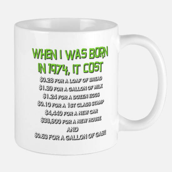 Price Check 1974 Mug