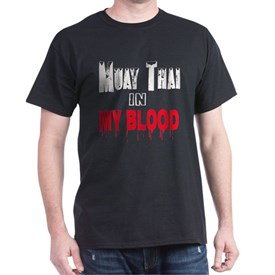 Muay Thai in my blood T-Shirt