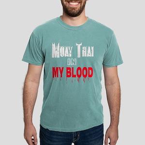 Muay Thai in my blood Mens Comfort Colors® Shirt
