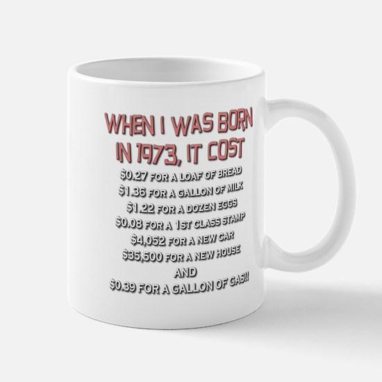Price Check 1973 Mug