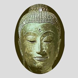 Siddhartha Ornament (Oval)