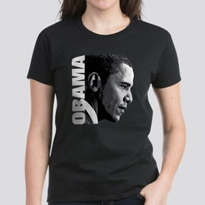 OBAMA! Women's Dark T-Shirt