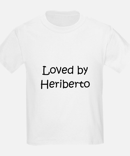 Unique Heriberto T-Shirt