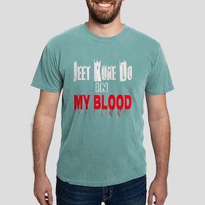 Jeet Kune Do in my bloo Mens Comfort Colors® Shirt
