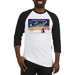 XmasSunrise/Tibet Ter Baseball Jersey