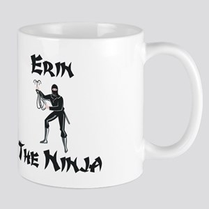 Erin - The Ninja Mug