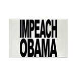 Impeach Obama Rectangle Magnet (100 pack)