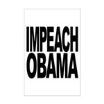 Impeach Obama Mini Poster Print