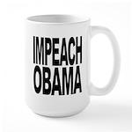 Impeach Obama Large Mug