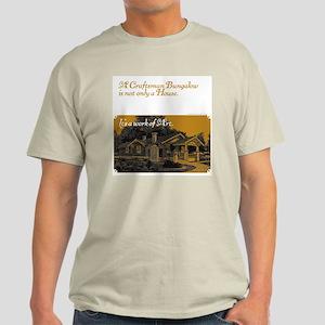 Work Of Art Light T-Shirt