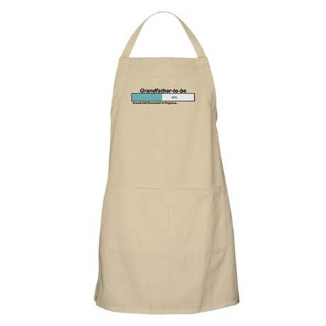 Download Grandfather to Be BBQ Apron