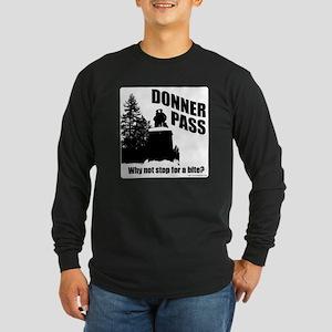 Donner Pass Long Sleeve Dark T-Shirt