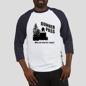 Donner Pass Baseball Jersey