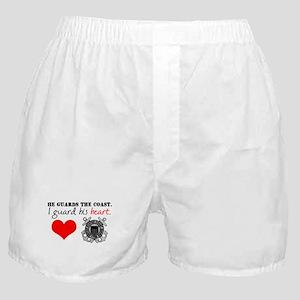 Guard His Heart Boxer Shorts