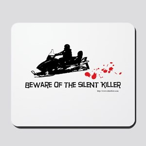Anti Snowmobile Mousepad