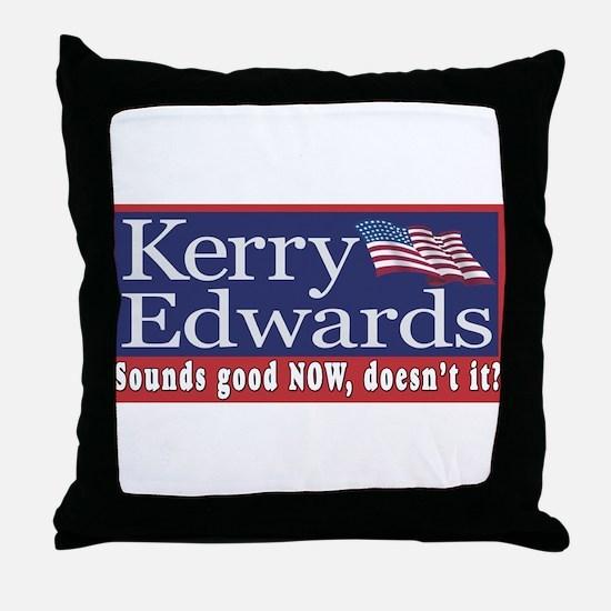 Kerry Sounds Good Throw Pillow