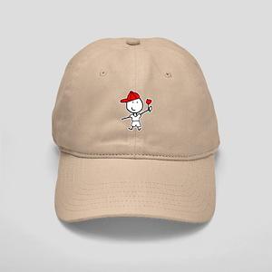 Boy & Flower Cap