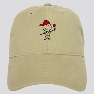 Boy & Flower Cap