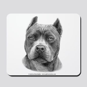 American Staffordshire Terrie Mousepad
