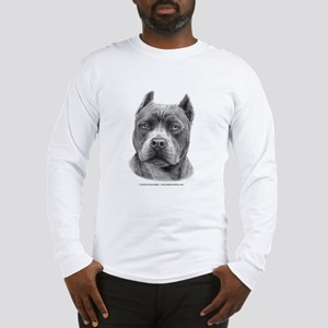 American Staffordshire Terrie Long Sleeve T-Shirt