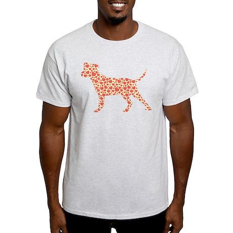 American Pit Bull Terrier Light T-Shirt