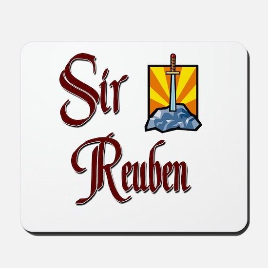 Sir Reuben Mousepad