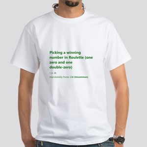 Picking A Winning Number In Roulette T-Shirt