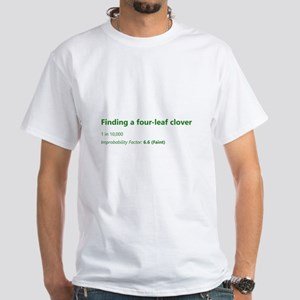 Finding A Four-Leaf Clover T-Shirt