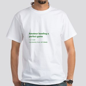 Amateur Bowling A Perfect Game T-Shirt