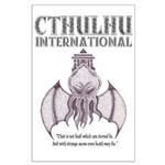 Cthulhu Cult Large Poster