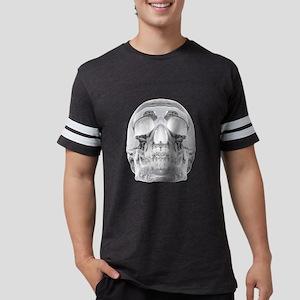 Crystal Skull Mens Football Shirt